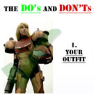 The DO's and DON'Ts of Cosplay