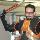 Gordan Freeman Half Life Costume