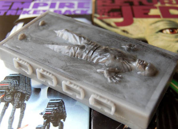 Han Solo Carbonite Soap