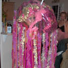 Pink Jellyfish Costume