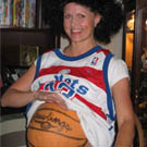 Pregnant Basketball Player Costume