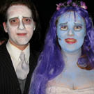Victor van Dort and Emily Corpse Bride Couples Costumes
