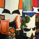 Castle Crashers Group Costume