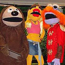 Giant Muppet Band Costumes