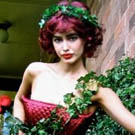Roses and Vines Poison Ivy Costume