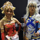 Terra and Cecil Final Fantasy Costumes