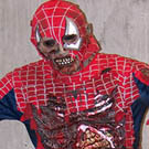 Zombie Spiderman Costume