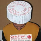 Canadian Pill Bottle Costume