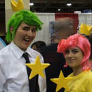 Cosmo and Wanda Fairly Odd Parents Costumes