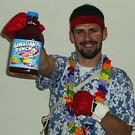 Hawaiian Punch Costume