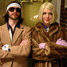 Richie and Margot Tenenbaum Costumes