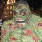 Zombie Incredible Hulk Costume