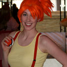 Misty Pokemon Costume