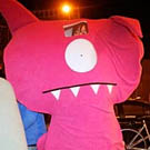 Ugly Doll Costume
