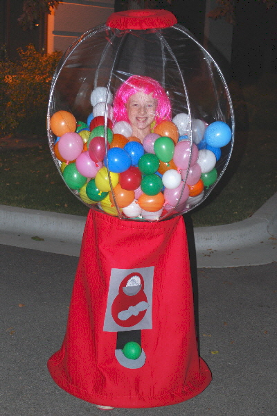 Gumball machine costume costume pop costume pop