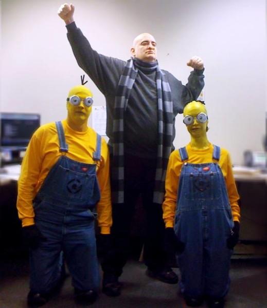 Minion+costume+diy