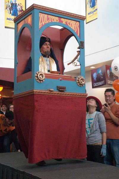 das sound machine costume