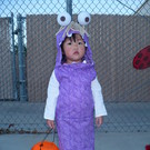 Boo from Disney's Monsters Inc.