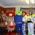 Toy Story Group Costume