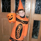 Kyle the Orange Crayon