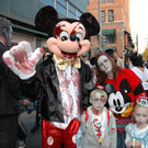 Walt Disney World Zombie Family