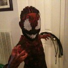 Carnage from Spiderman