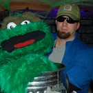 DIY Oscar the Grouch