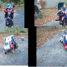 Optimus Prime Truck or Treat!