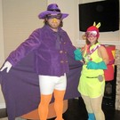 Darkwing Duck and Megavolt