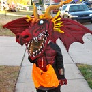 Fireball Breather Dragon